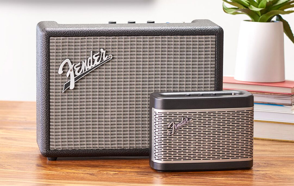 Fender Monterey & Newport Bluetooth Speakers