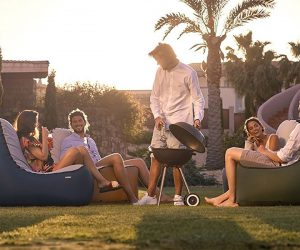 TRONO Lounge Chair
