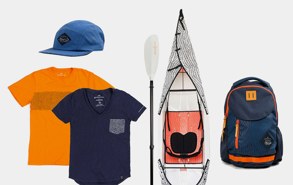 UBB x Oru Kayak Undercurrent Pack