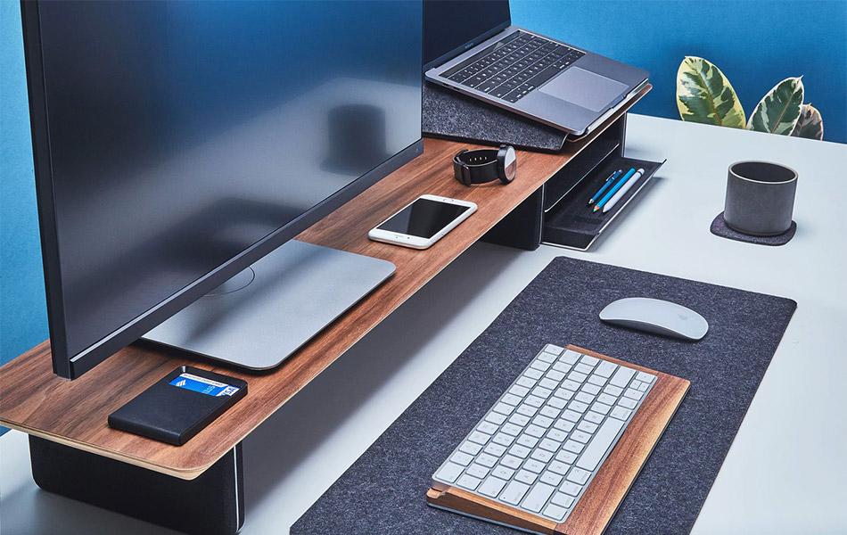 Grovemade Desk Shelf