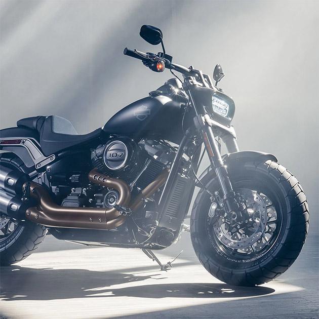 Harley Davidson 2018 Fat Bob Gearculture