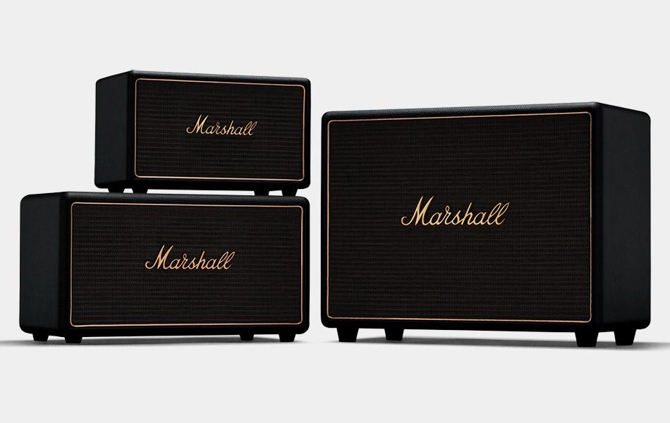 Marshall Wireless Multi-Room System