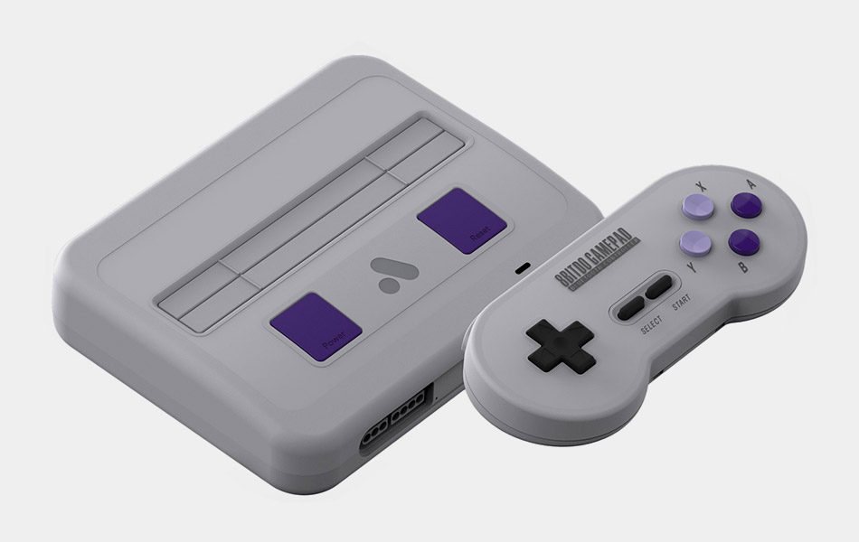 Analogue Super Nt Console