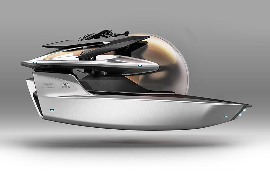 Aston Martin Submarine