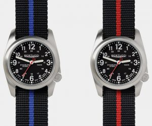 Bertucci A-2S Thin Red/Blue Line