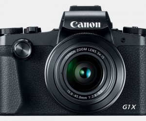 Canon PowerShot G1 X Mark III Camera