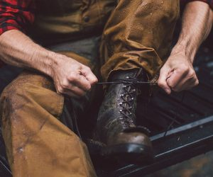 Danner x Filson Grouse