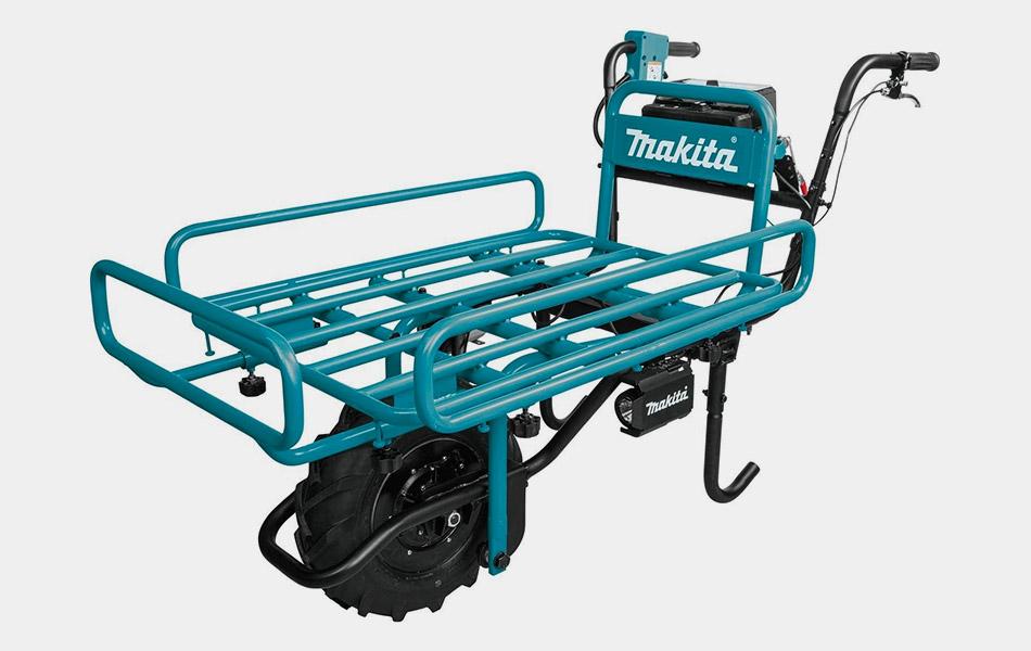 Makita XUC01X2 Power-Assisted Flat Dolly