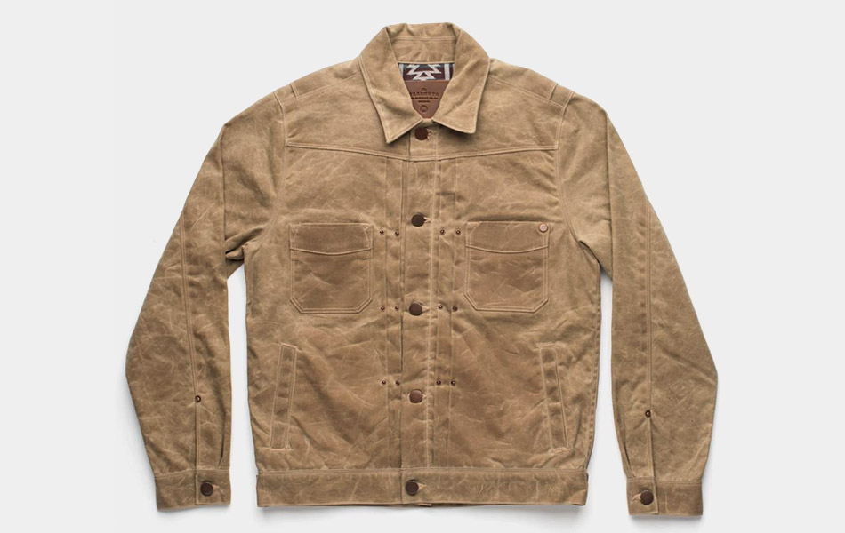 Freenote Waxed Riders Jacket