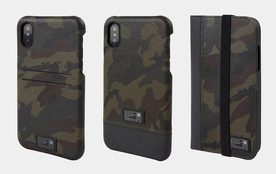 HEX Camo Cases