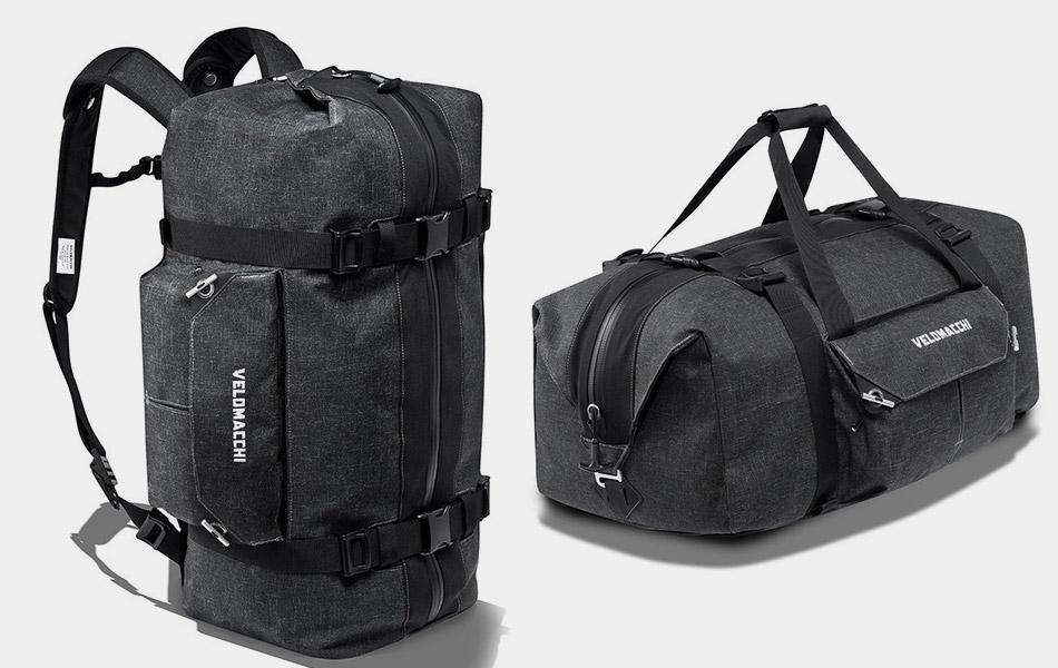 Hybrid Duffle Pack 50L