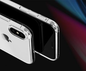 Lucid Clear iPhone X Case