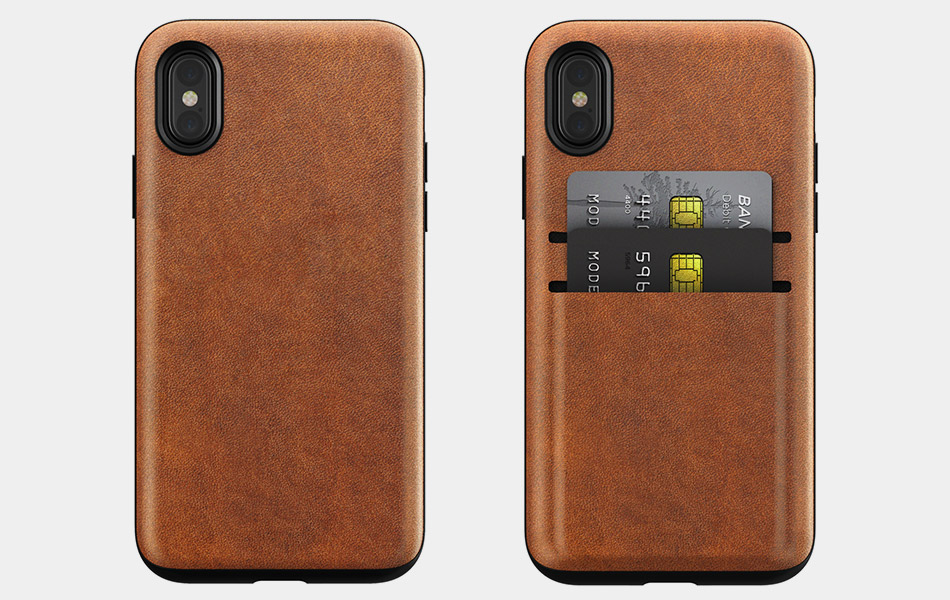 Nomad iPhone X Cases