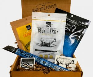 People's Choice Beef Jerky Boxes