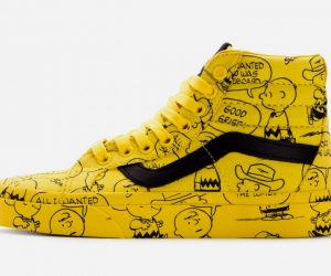 Vans Reissue Peanut Charlie Brown