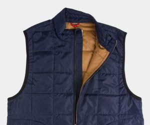 Iron & Resin Rogue Vest