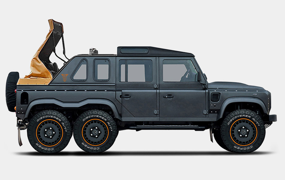 Kahn Design Flying Huntsman 6×6 Soft Top