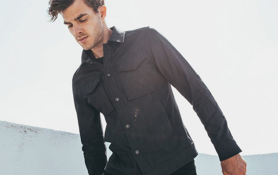 Mission Workshop Stack Denim Jacket