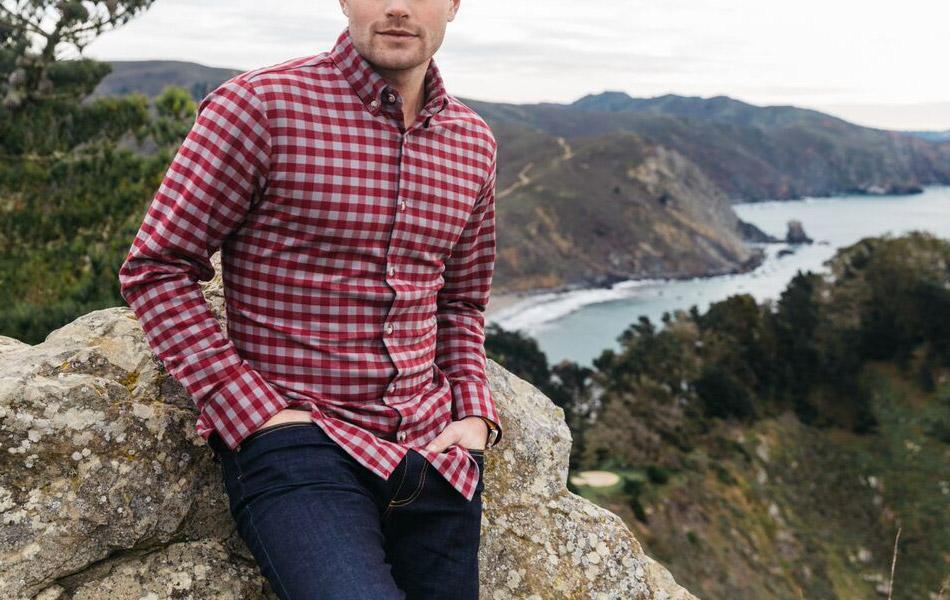 Mizzen + Main Flannels