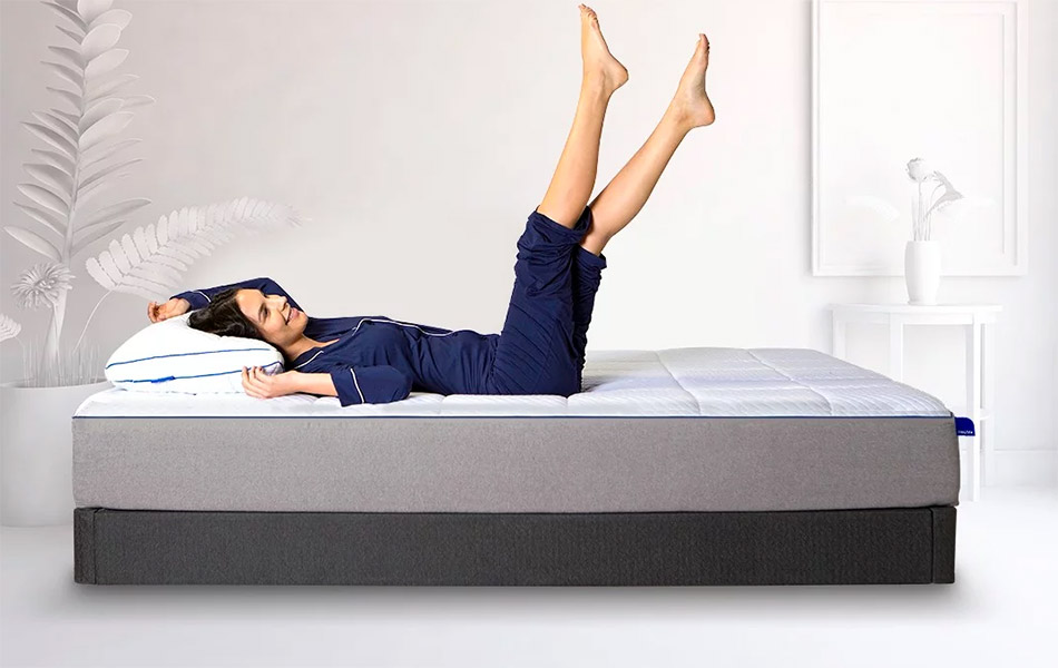 itu0027s not just the obvious tactile comfort of this mattress that stands out but its ability to absorb motion meaning that once youu0027ve dozed wonu0027t