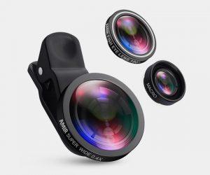 Smartphone 3-in-1 Lens Kit