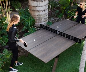 Woosley Outdoor Ping Pong Table