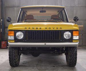 1973 Range Rover V8