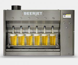Beerjet 6 Tap Beer Dispenser