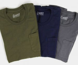 Berkley Supply Basics Line Pocket Tees