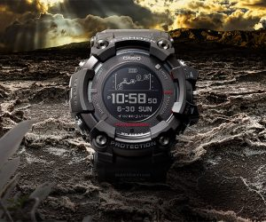 Casio GPR B-1000 Solar-Powered GPS Watch