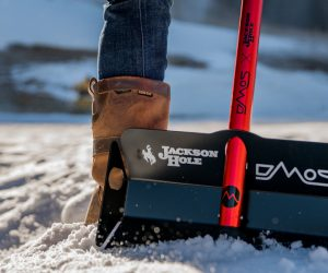DMOS Packable Stealth Shovel