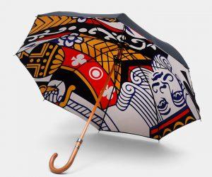 King of Clubs Umbrella