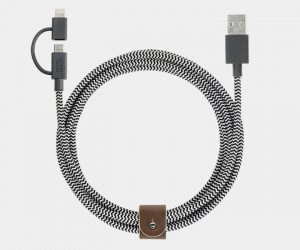Native Union Belt Cable Twin Head