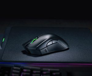 Razer HyperFlux Wireless Charging Mouse