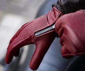 Sakura Motorcycle Gloves