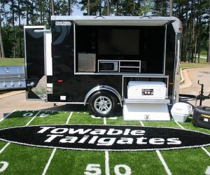 The Ultimate Tailgater Trailer