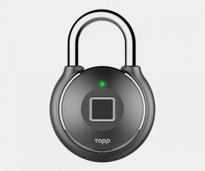 Tapplock Smart Fingerprint Padlock