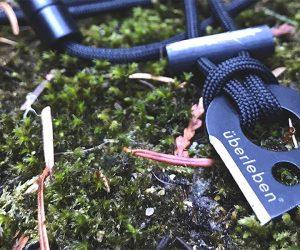 Überleben Leicht Firestarter Necklace