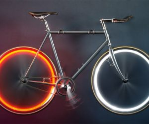 Arara Battery-Free Wheel-Mounted Bike Lights