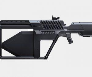 DroneGun Tactical Drone Countermeasure