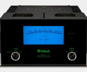 McIntosh Quad Balanced Amplifier