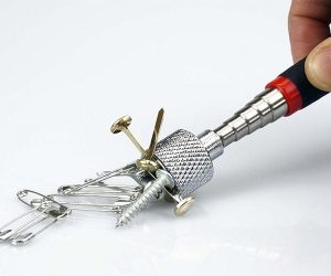 Telescoping Magnetic Pick-Up Tool