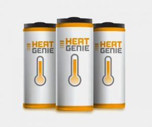 HeatGenie Self-Heating Beverage Container