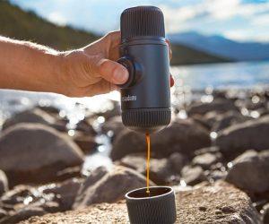 Nanopresso Portable Espresso Machine