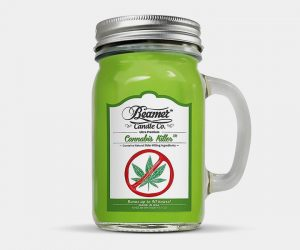 Cannabis Killer Candle