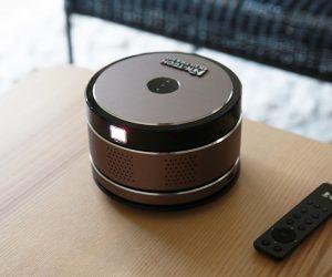 N-Tech Smart 4K Projector