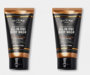Olivina Men All-In-One Body Wash