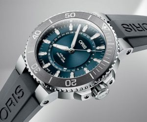 Oris Source of Life Watch