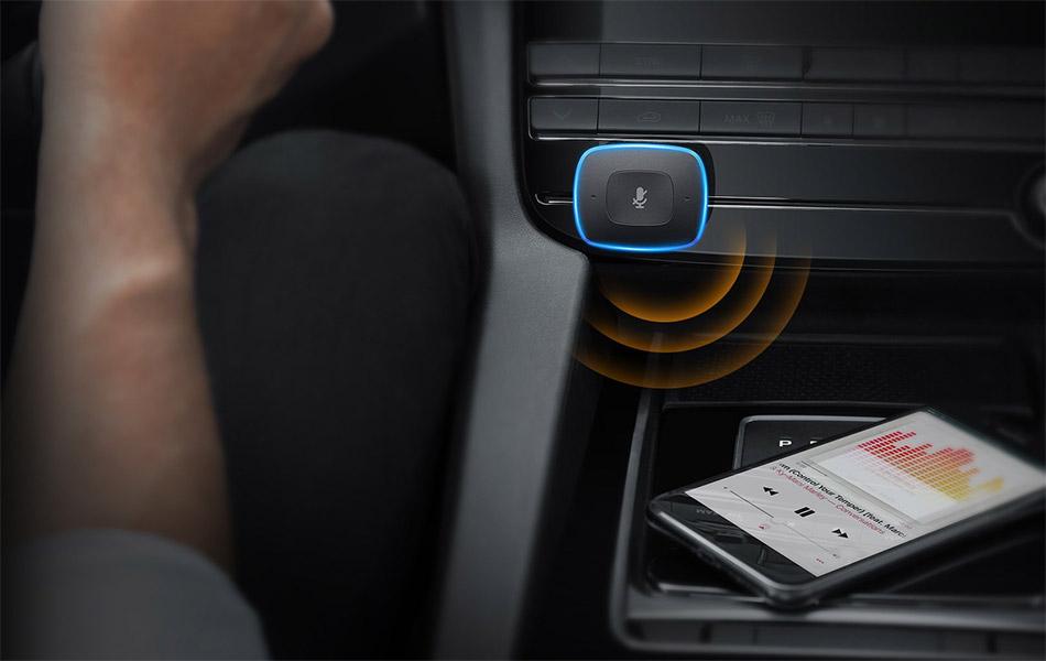 Roav VIVA DualPort Car Charger With Amazon Alexa