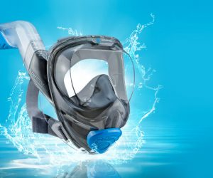 Seaview 180 SV2 Full-Face Snorkel Mask